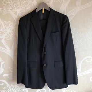 ジュンメン(JUNMEN)の【JUNMEN】メンズ スーツ セットアップ 黒×ストライプ(セットアップ)