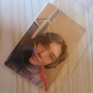 セブンティーン(SEVENTEEN)のSeventeen Semicolon トレカ ジョシュア ホン ジス セブチ(シングルカード)