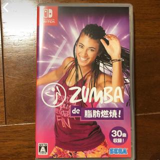 Nintendo Switch - Zumba de 脂肪燃焼! ニンテンドースイッチ