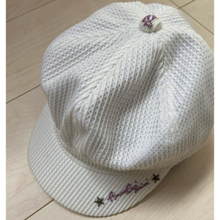 アナスイミニ(ANNA SUI mini)のANNA SUI mini アナスイミニ 帽子 52〜54(帽子)