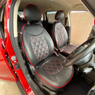 BMW - BMW MINI クロスオーバー シートカバー キルティング加工