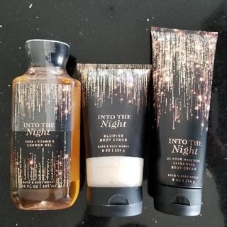 Bath & Body Works - バスアンドボディワークス INTO THE NIGHT ボディケアセット