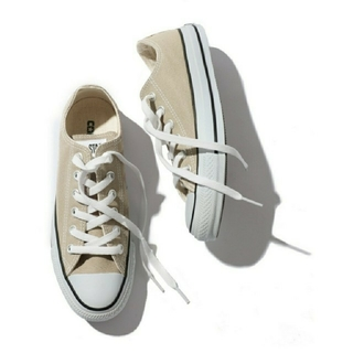 CONVERSE - コンバース/ CANVAS ALL STAR COLORS OX 23,5cm☆