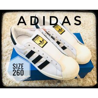 adidas - 目玉商品 早い者勝ち adidas スニーカー ホワイト