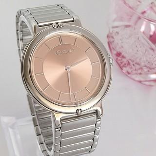 Saint Laurent - 綺麗 サンローラン 新品仕上げ ピンク レディース 腕時計ウォッチ 着物 極美品
