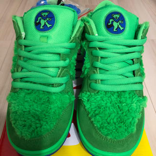 ナイキ(NIKE)のNike DUNK SB × Grateful Dead_GREEN(スニーカー)