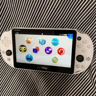 PlayStation Vita - SONY PlayStationVITA 本体  PCH-2000 ZA22