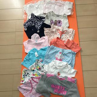 コムサイズム(COMME CA ISM)の女児90〜95まとめ売り(Tシャツ/カットソー)