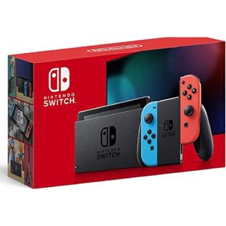 Nintendo Switch - Nintendo Switch ネオンブルー/ネオンレッド 新品