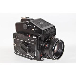 MAMIYA M645 1000S SEKOR C 80mm F2.8