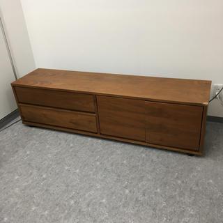 ムジルシリョウヒン(MUJI (無印良品))の良品計画 無印良品 スタッキングキャビネット 木製 テレビボード テレビ台 収納(リビング収納)