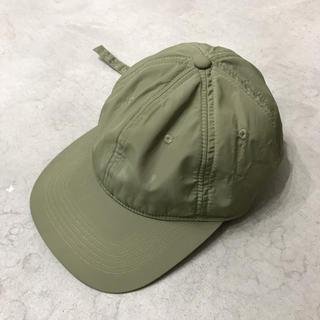 パム(P.A.M.)のP.A.M.  UTOPIA NYLON CAP ナイロンロゴキャップ 帽子(キャップ)