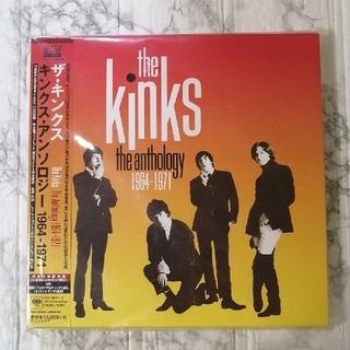 【帯付き】キンクス the kinks