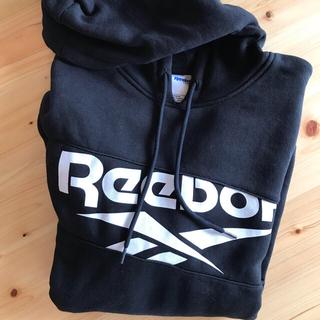 Reebok - 一回短時間のみ着用 パーカー 送料込