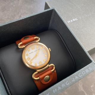 マークバイマークジェイコブス(MARC BY MARC JACOBS)のMARC BY MARCJACOBS レザーウォッチ(腕時計)