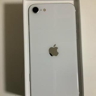 Apple - iPhone SE 2 ホワイト 64GB