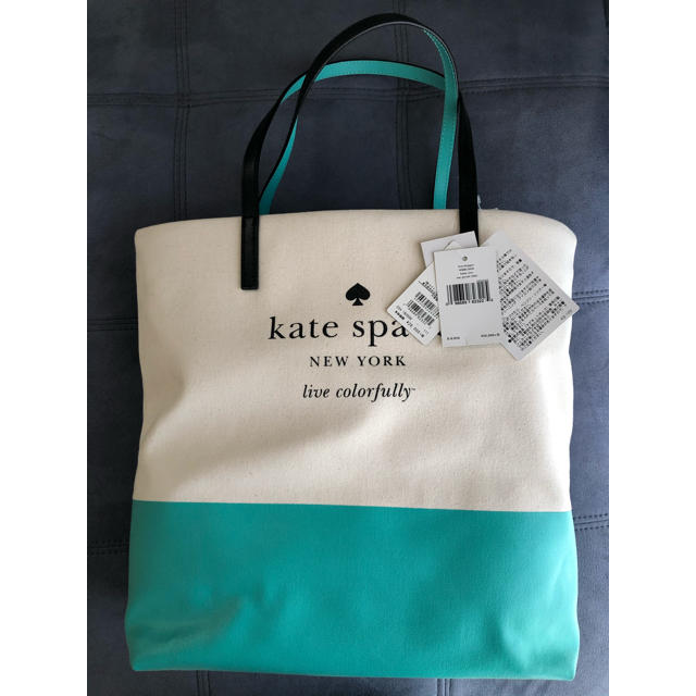 kate spade new york(ケイトスペードニューヨーク)の新品 kate spade NEWYORK トートバッグ レディースのバッグ(トートバッグ)の商品写真
