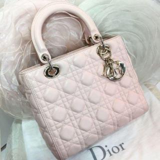 "Christian Dior - LADY DIOR"" レディディオール バッグ"