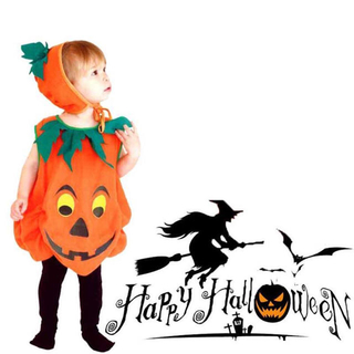 新品120cmキッズ服ハロウィンやパーティーなど可愛いお子様へのプレゼント(衣装一式)