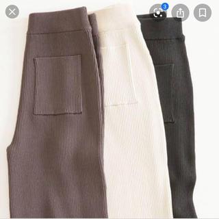 SeaRoomlynn - searoomlynn cottonコンビニットパンツ M