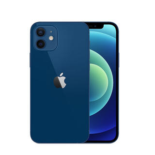 Apple - Apple iPhone 12 ブルー 128GB SIMフリー
