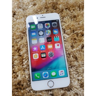 iPhone - iphone6s -128 ゴールド(ほぼ美品)
