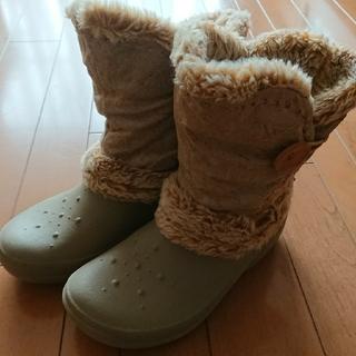 クロックス(crocs)の(crocs) eleanor ブーツ レディース23cm(ブーツ)