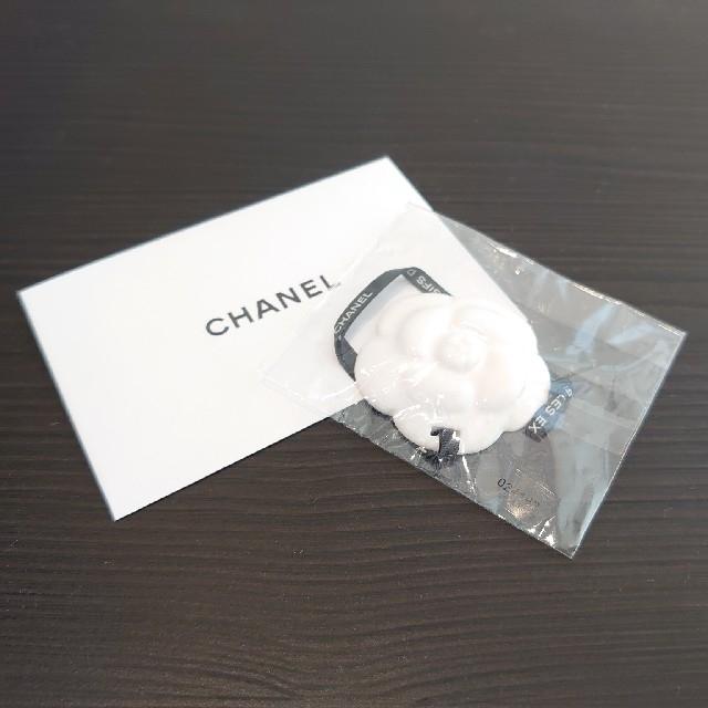 CHANEL(シャネル)のシャネル カメリア ノベルティ  エンタメ/ホビーのコレクション(ノベルティグッズ)の商品写真