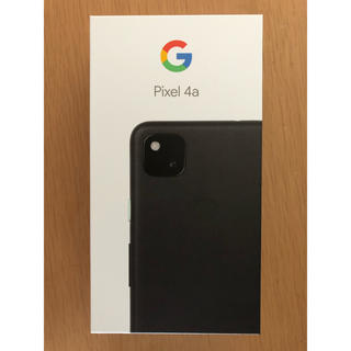 ANDROID - 【美品】Pixel 4a
