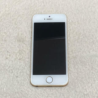iPhone - iPhone SE Gold 128 GB SIMフリー