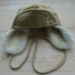 コムサイズム(COMME CA ISM)のコムサ イズム ベビー帽子 46cm(帽子)