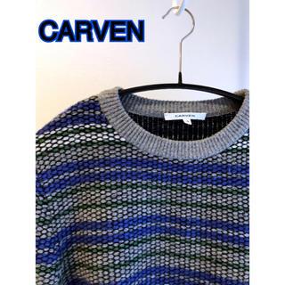 カルヴェン(CARVEN)の【CARVEN】 ニット・セーター 16aw カルヴェン 秋冬 メンズ(ニット/セーター)