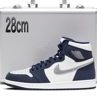 NIKE - エア ジョーダン1 high og midnight navy