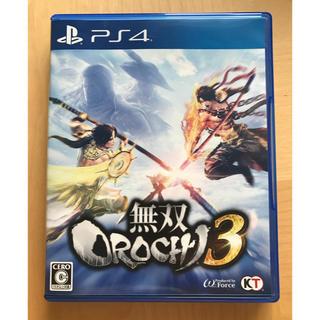 プレイステーション4(PlayStation4)の無双OROCHI3[PS4](家庭用ゲームソフト)
