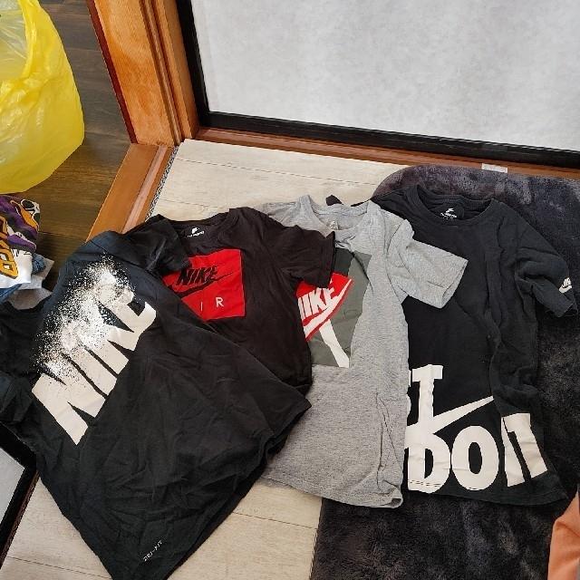NIKE(ナイキ)のR♡_様専用 NIKE Mサイズセット キッズ/ベビー/マタニティのキッズ服男の子用(90cm~)(Tシャツ/カットソー)の商品写真