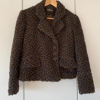 エンツォボナフェ(ENZO BONAFE)のコート タッコネリー(毛皮/ファーコート)