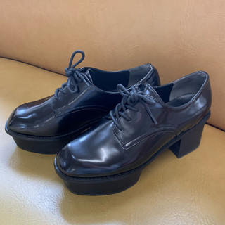 エモダ(EMODA)の【送料込】EMODA 厚底ローファー 最終値下げです(ローファー/革靴)