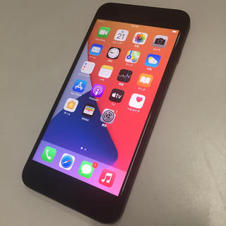 iPhone - 美品 iPhone7 plus 128GB ブラック