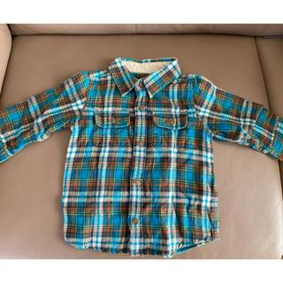 ベビーギャップ(babyGAP)のbabyGap ベビーギャップ 長袖ブラウス 80サイズ(シャツ/カットソー)