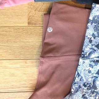 ルルレモン(lululemon)のLululemon ルルレモン Align HR Pant 25 Size4(ヨガ)
