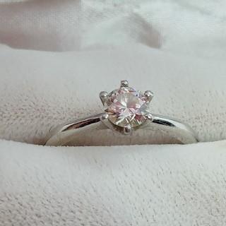 ダイヤモンド プラチナ900リング(リング(指輪))
