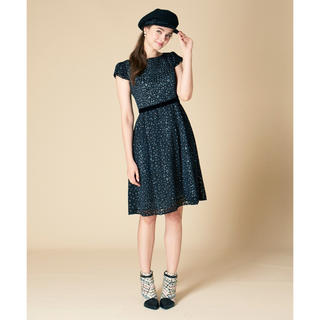 TOCCA - 美品♡2020秋冬♡TOCCA♡トッカ♡WINTER COSMOS ワンピース