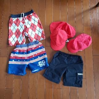 コムサイズム(COMME CA ISM)のcomme ca ism スイミングズボン 海パン カラー帽子 (パンツ/スパッツ)