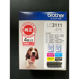 brother - brother ブラザー 純正 LC3111-4PK