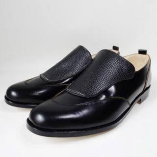 サンシー(SUNSEA)のsunsea shell shoes 19ss(ドレス/ビジネス)