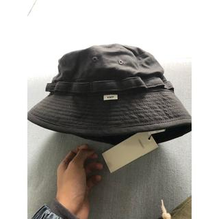 WTAPS 20AW JUNGLE HAT BLACK L