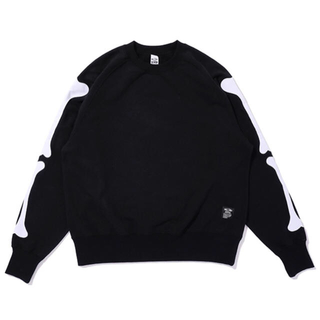 NEIGHBORHOOD - CHALLENGER 20aw BONE C/N SWEAT