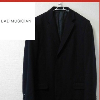 ラッドミュージシャン(LAD MUSICIAN)のレア2014AW LAD MUSICIAN チェスターコート川上洋平着用ブランド(チェスターコート)