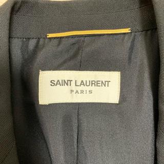 サンローラン(Saint Laurent)の美品 サンローラン ジャケット 34 saint lauren エディー(テーラードジャケット)