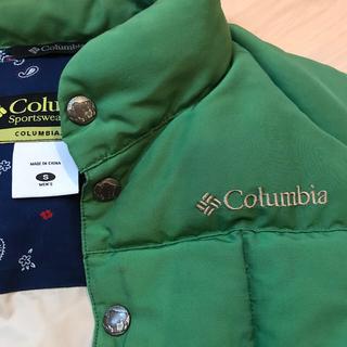 コロンビア(Columbia)のColumbia ダウンベスト Sサイズ(ダウンベスト)
